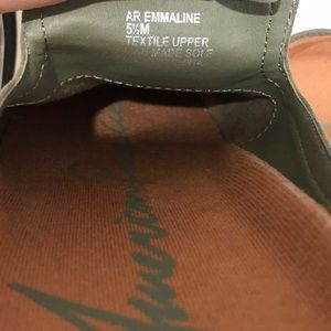 American Rag Shoes - AMERICAN RAG 💚 Olive Perforated Slip On Sneakers
